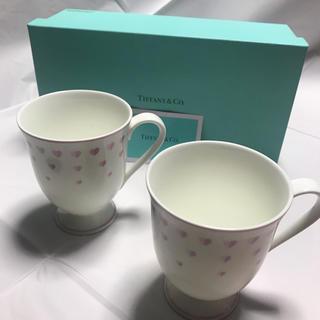 ティファニー(Tiffany & Co.)のティファニーティーカップ(グラス/カップ)