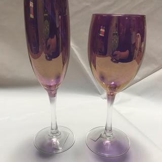 フランフラン(Francfranc)の[新品]ワイングラス(グラス/カップ)