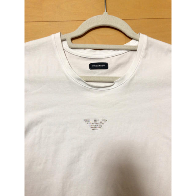 info for e4ffe bb7ff アルマーニ☆レディース☆tシャツ