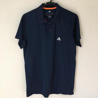 アディダス(adidas)のポロシャツ Adidas アディダス climalite 半袖 スポーツシャツ(ポロシャツ)