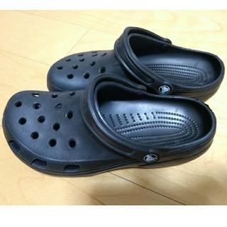 crocs - crocs 黒 26.5
