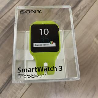 ソニー(SONY)のSONY Smart Watch 3 SWR50(その他)