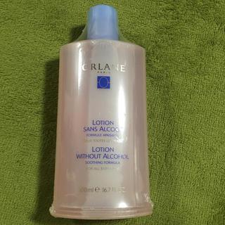 オルラーヌ(ORLANE)のオルラーヌ ORLANE 化粧水 アルコールフリー 500ml(化粧水 / ローション)