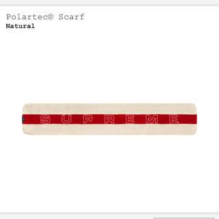 シュプリーム(Supreme)のsupreme polartec scarf ポーラーテック スカーフ(バンダナ/スカーフ)