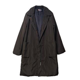 プラダ(PRADA)のvintage PRADA made in ITALY sports coat (チェスターコート)