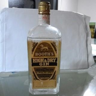 BOOTH'S hight&dry gin(蒸留酒/スピリッツ)