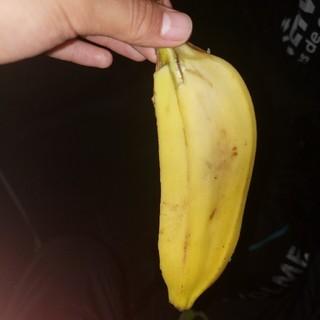 バナナの皮(フルーツ)