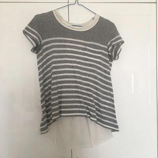 サカイラック(sacai luck)のSACAI サカイ sacai luck ロンハーマン Drawer 新品未使用(Tシャツ(半袖/袖なし))