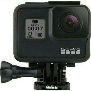 ゴープロ(GoPro)の【未開封・送料無料】GoPro ウェアラブルカメラHERO7 Black (その他)