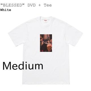 シュプリーム(Supreme)のSupreme blessed dvd + tee(Tシャツ/カットソー(半袖/袖なし))