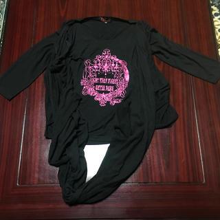 ディオラート(Deorart)のDeorart ディオラート 変形 七分袖 シャツ(カットソー(長袖/七分))