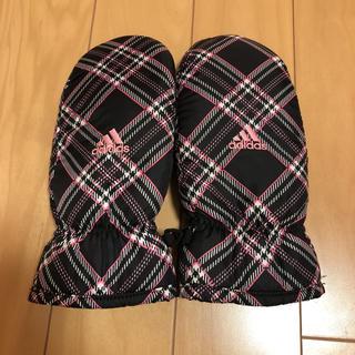アディダス(adidas)のadidas レディース  ゴルフ防寒手袋 新品(手袋)