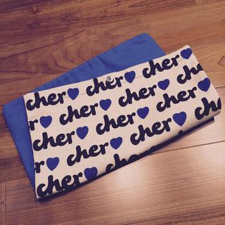 シェル(Cher)のシェル クラッチバッグ 美品 .⋆*✩(クラッチバッグ)
