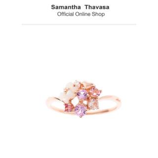 サマンサティアラ(Samantha Tiara)のサマンサティアラ Flower Bouquet リング(リング(指輪))
