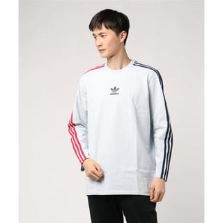 アディダス(adidas)の【新品】ロングスリーブTシャツ アディダスオリジナルス (Tシャツ/カットソー(七分/長袖))