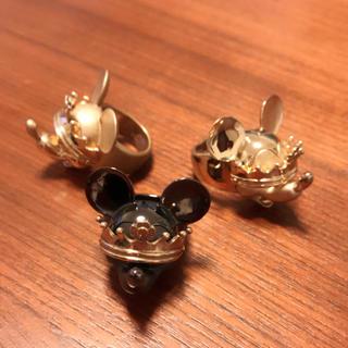 ロエン(Roen)の非売品 Roen × Disney クラウンミッキーリング セット(リング(指輪))