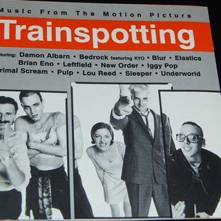 Trainspotting トレインスポッティング (サントラ)(映画音楽)