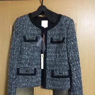 ジャケット(新品、未使用)(ノーカラージャケット)