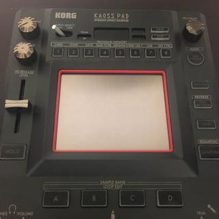 コルグ(KORG)のKORGのKAOSS PAD KP3(DJエフェクター)
