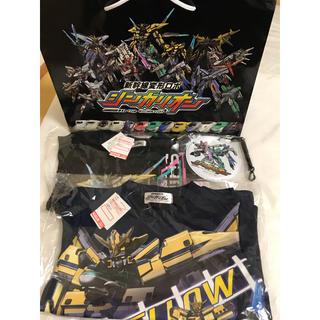 シマムラ(しまむら)のシンカリオン 福袋 長袖Tシャツ 110(Tシャツ/カットソー)