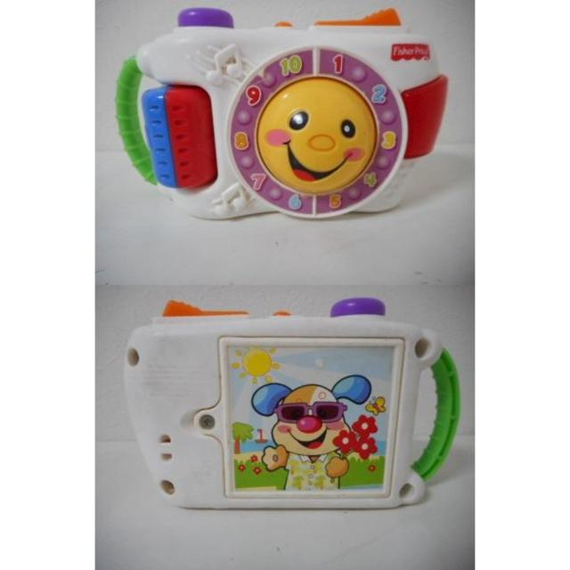 b53e9d96d35af Fisher-Price(フィッシャープライス)のフィッシャープライス ラーニングカメラ キッズ ベビー