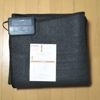 ムジルシリョウヒン(MUJI (無印良品))の無印良品 ホットカーペット 1.5畳(ホットカーペット)
