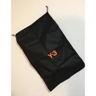 ワイスリー(Y-3)の今週中 500円JUST X Y-3 布袋(ショップ袋)