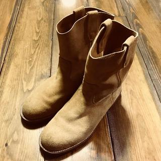 チペワ(CHIPPEWA)のL80's Chippewa Suede Pecos Type Boots(ブーツ)