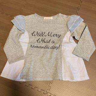 ウィルメリー(WILL MERY)のwill mery 子供用 トップス(Tシャツ/カットソー)