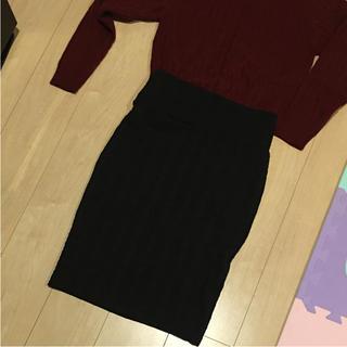 ジーユー(GU)の新品☆タイトスカート(その他)
