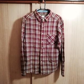 オクトパスアーミー(OCTOPUS ARMY)のOCTOPUS ARMY チェックシャツ(シャツ)