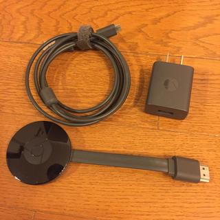 アンドロイド(ANDROID)のクロームキャスト Chromecast(テレビ)