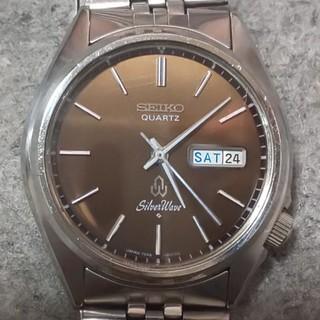 セイコー(SEIKO)のセイコーシルバーウェーブ(腕時計(アナログ))