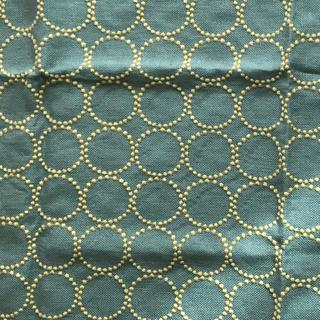 ミナペルホネン(mina perhonen)のミナペルホネン tambourine インテリアファブリック ミント(ファブリック)