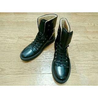 コモンプロジェクト(COMMON PROJECTS)の新品未使用品 common projects ブーツ(ブーツ)