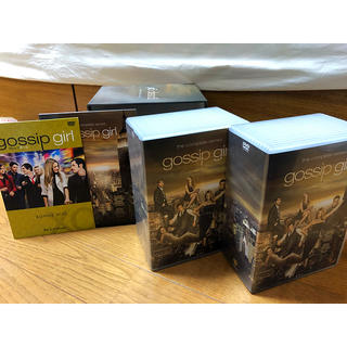 ユニバーサルエンターテインメント(UNIVERSAL ENTERTAINMENT)のGossip girl DVD season 1〜6 ボーナストラック付(TVドラマ)