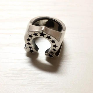 テンダーロイン(TENDERLOIN)のテンダーロイン ホースシューリング 7号 リサイズ済み(リング(指輪))