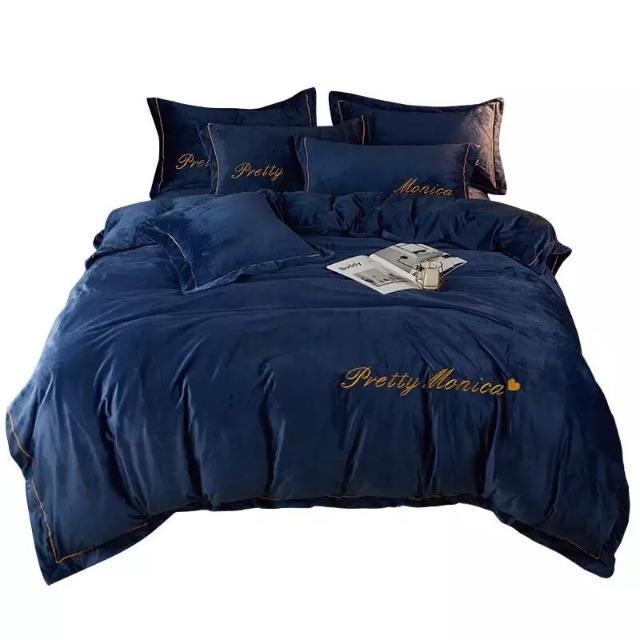 布団カバー 3点セット  ダブル インテリア/住まい/日用品の寝具(シーツ/カバー)の商品写真