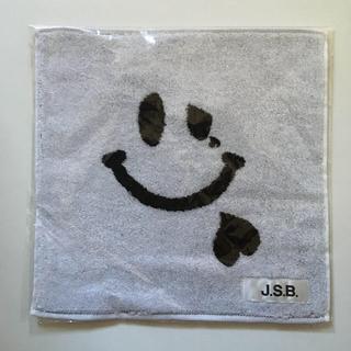 サンダイメジェイソウルブラザーズ(三代目 J Soul Brothers)のJSB ハンドタオル   専用(ミュージシャン)