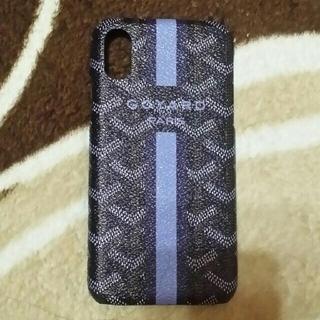 ゴヤール(GOYARD)のゴヤール iphoneX新品携帯カバー(iPhoneケース)