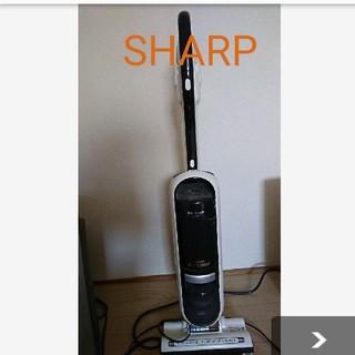 シャープ(SHARP)のSHARP サイクロン式掃除機(掃除機)