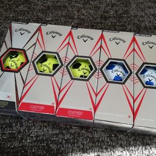 キャロウェイ(Callaway)のクロムソフト 5スリーブ 15球 キャロウェイ ゴルフボール(その他)