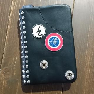 ヒステリックグラマー(HYSTERIC GLAMOUR)の【新品 未使用】HYSTERIC GLAMOUR 財布  (折り財布)