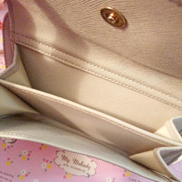 しまむら(シマムラ)の新品 しまむら リズメロ お財布 ショルダー♥️マイメロディ レディースのファッション小物(財布)の商品写真