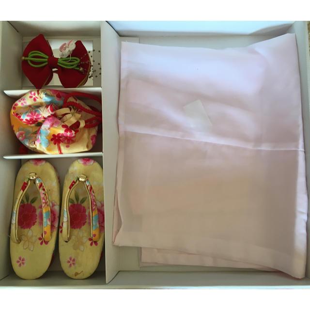 七五三 被布 キッズ/ベビー/マタニティのキッズ服 女の子用(90cm~)(和服/着物)の商品写真