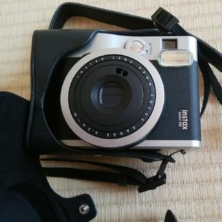 フジフイルム(富士フイルム)の取り置き中 チェキ instaxmini90 CLASSICNEO(フィルムカメラ)