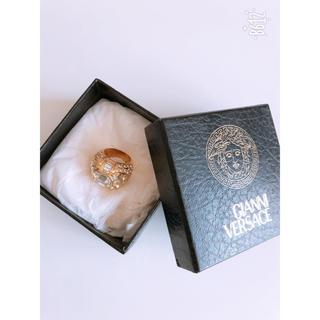 ジャンニヴェルサーチ(Gianni Versace)のGIANNI VERSACE*指輪 22号(リング(指輪))