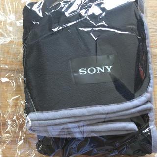 ソニー(SONY)のSONY ブランケット 非売品(ノベルティグッズ)