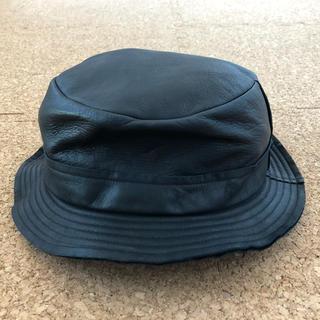サンシー(SUNSEA)のSUNSEA Long Edge's Hat(ハット)
