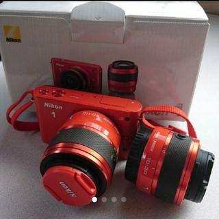 Nikon1 J2 ミラーレス(ミラーレス一眼)